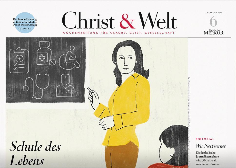 Christ&Welt 6/2018