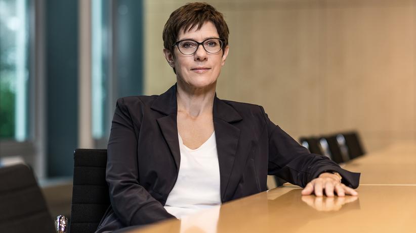 Annegret Kramp-Karrenbauer: Hat sie das Zeug zur Kanzlerin?