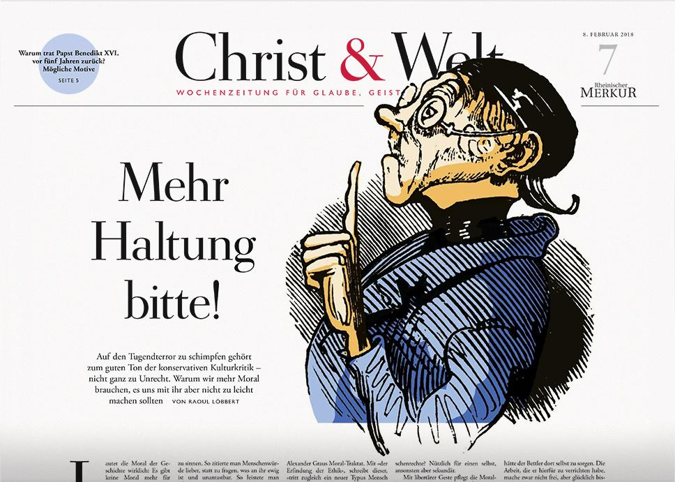 Christ&Welt 7/2018