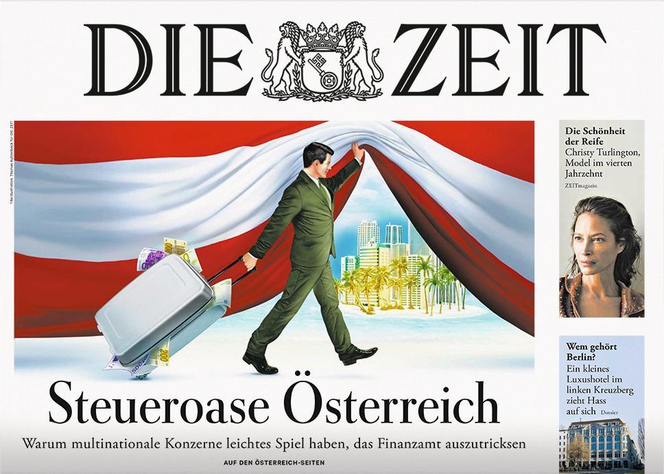 DIE ZEIT Österreich 7/2018