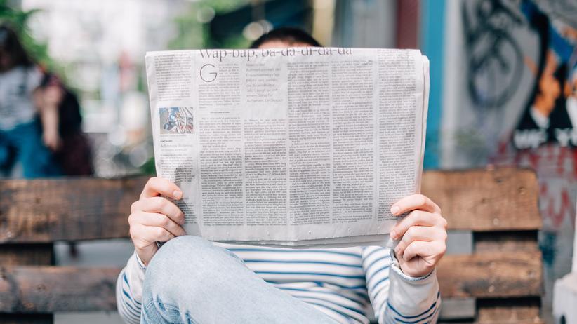 Pressefreiheit: Der Angriff des Spekulanten