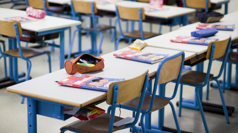 Katholische Sophienschule Hamburg: Ein Klassenzimmer