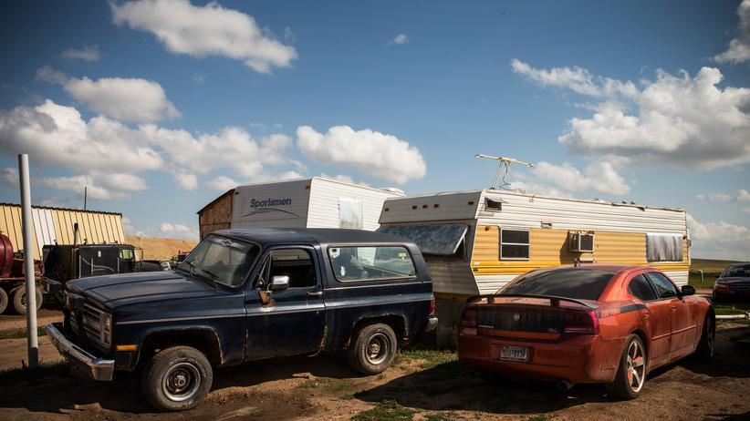 Mobiles Leben: Jobber auf dem großen Treck
