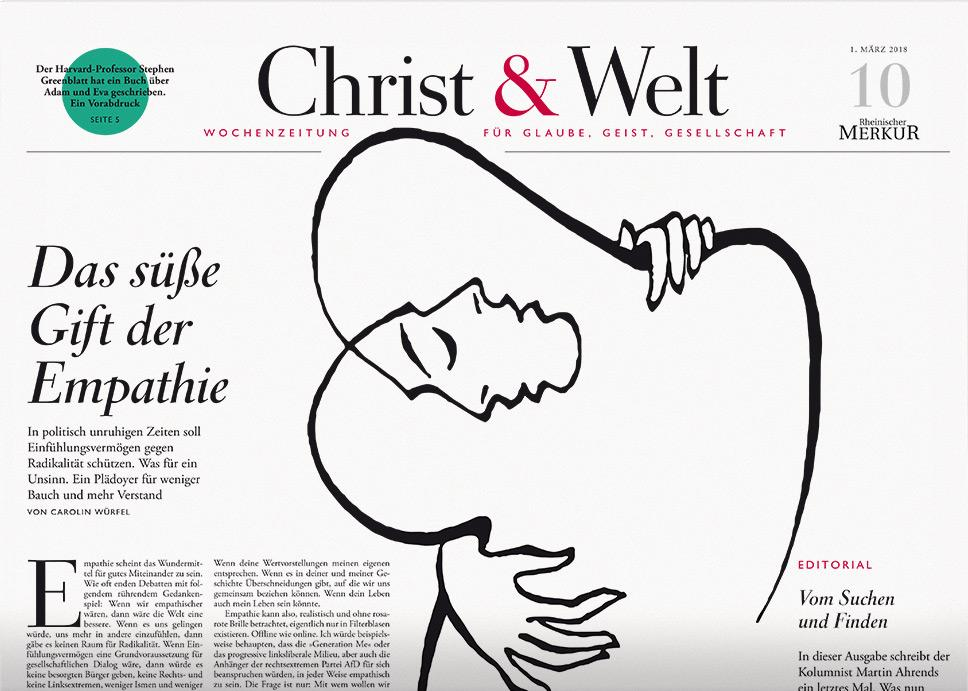 Christ&Welt 10/2018