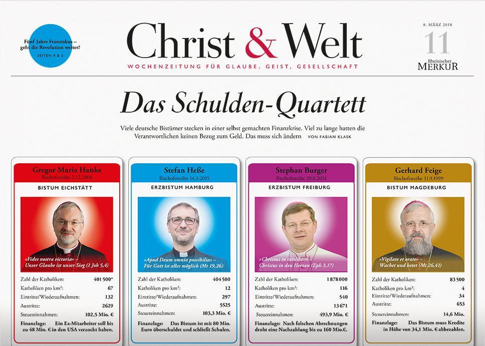 Christ&Welt 11/2018