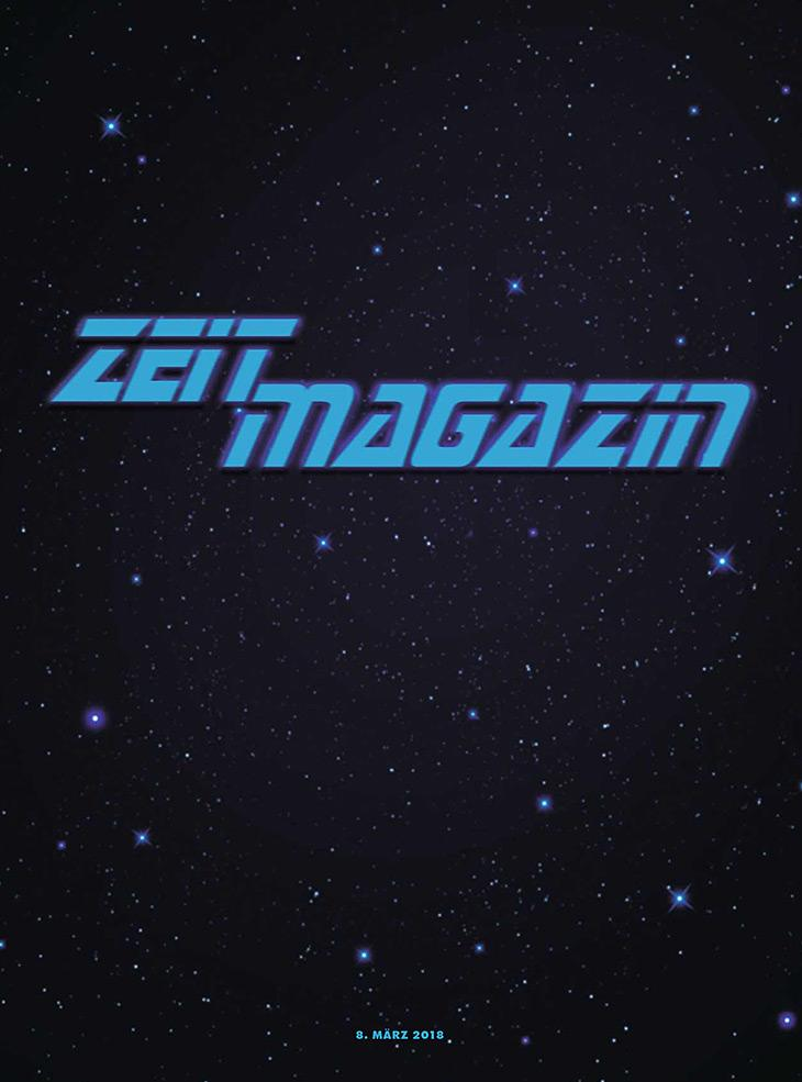 ZEITmagazin 11/2018
