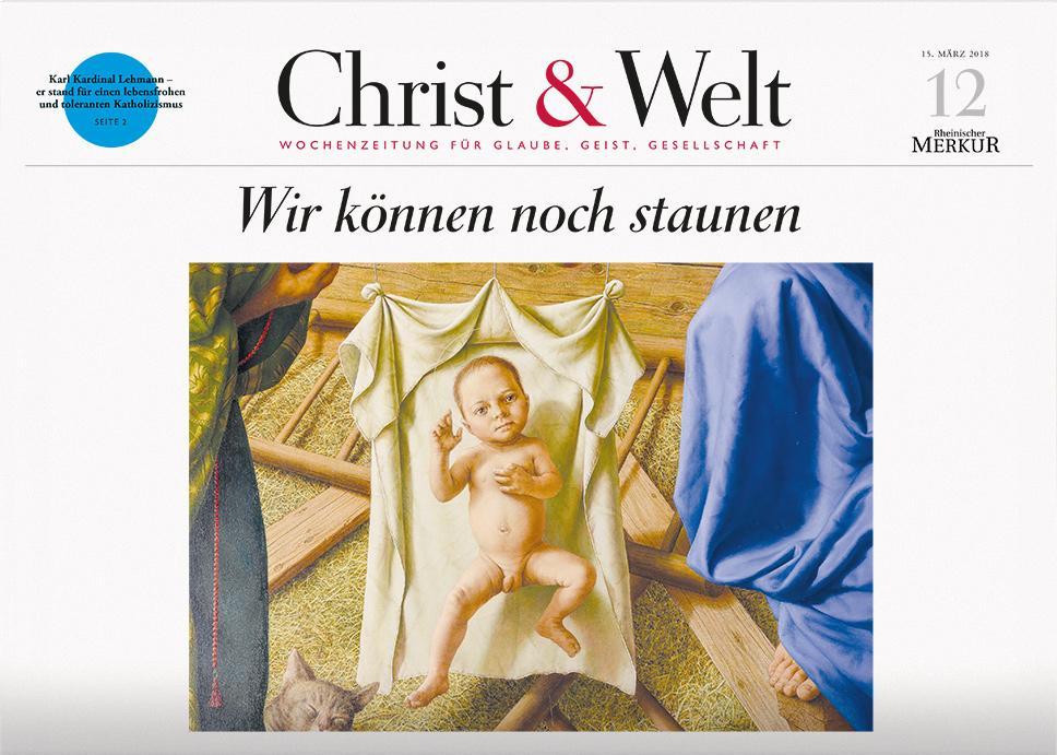 Christ&Welt 12/2018