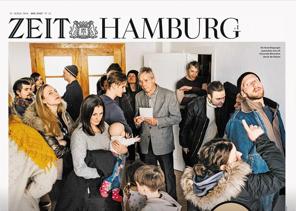 DIE ZEIT Hamburg 13/2018