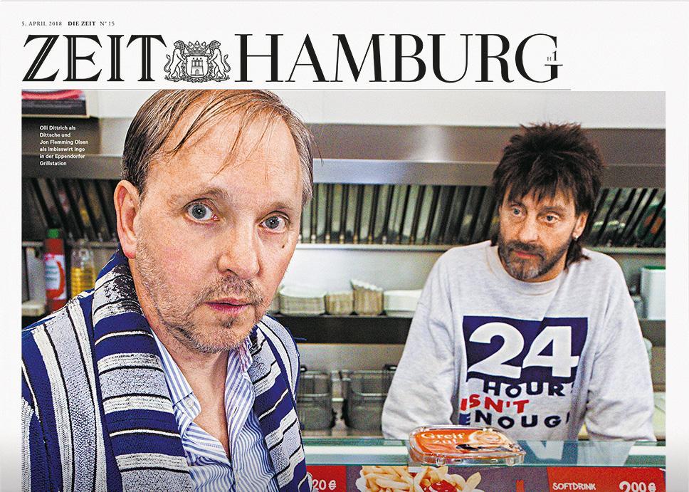 DIE ZEIT Hamburg 15/2018