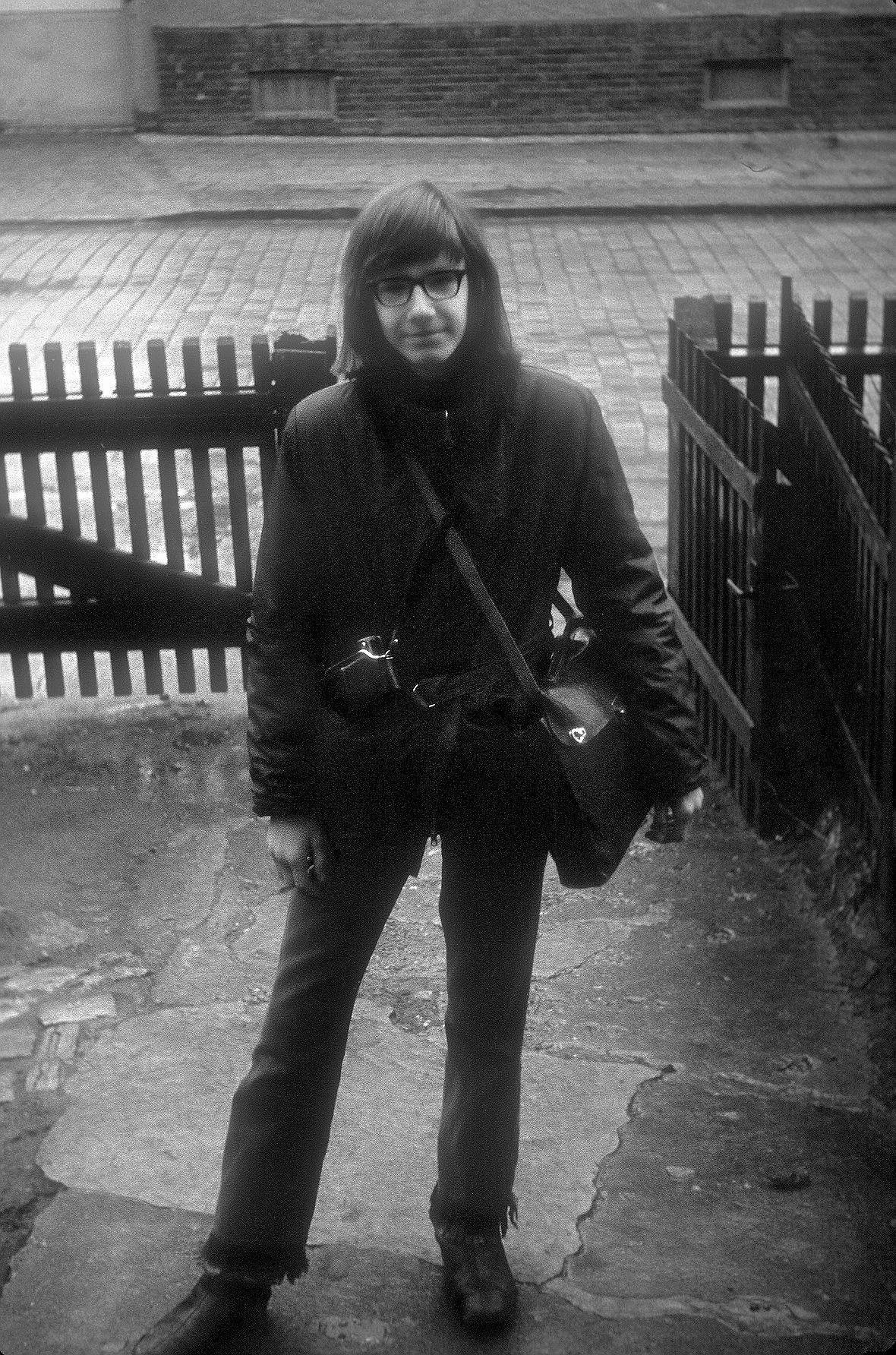 Glaube: Der 16-jährige Christoph Dieckmann – Abitur und Studium wurden ihm vom DDR-Regime verweigert.