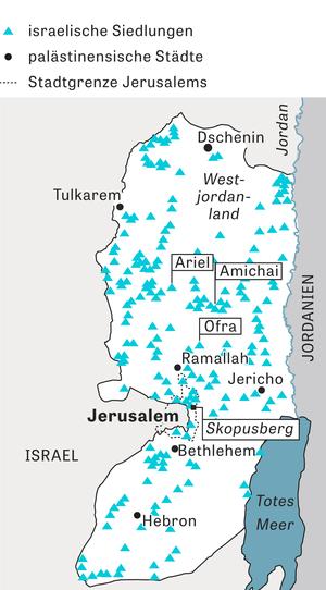 Israel Warum Kommt Das Land Nicht Zur Ruhe Zeit Online