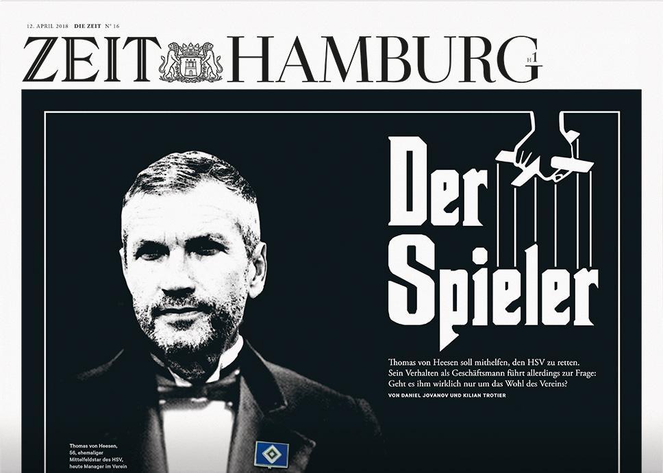DIE ZEIT Hamburg 16/2018