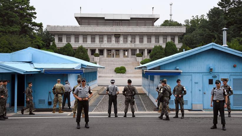 Atomwaffen: Härte ist für Korea die beste Hoffnung