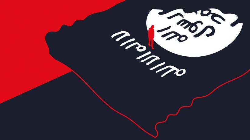 Islamischer Staat: Marvin wollte seine Familie überreden, ihm in den Dschihad zu folgen.