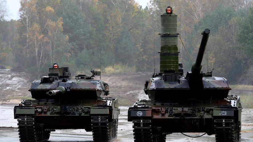 Bundeswehr: Rüstet endlich auf