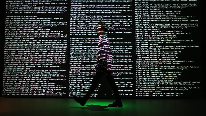 """Digitalisierung: """"Die Digitalisierung wird die Art und Weise, wie unsere Demokratie organisiert ist, fundamental verändern."""""""