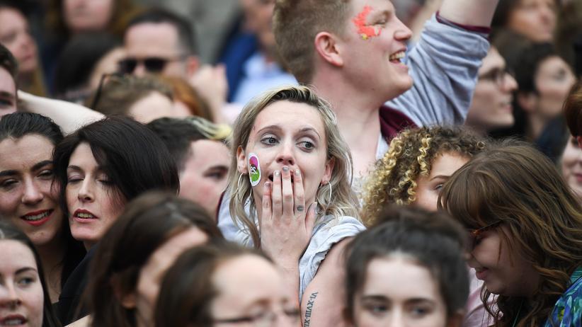 Abtreibungsverbot in Irland: Wurde auch Zeit