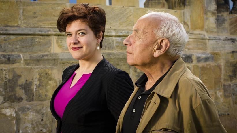 """Nora und Eugen Gomringer: """"Die Leute denken heute ziemlich humorfrei"""""""