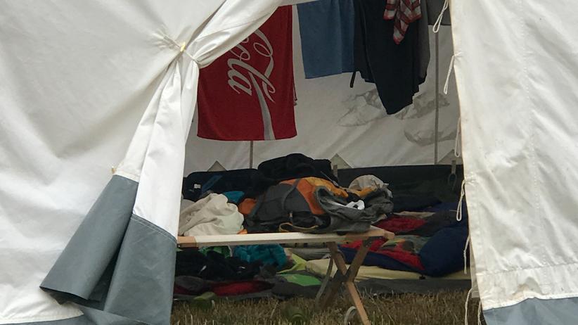 Folge 26: Zelte