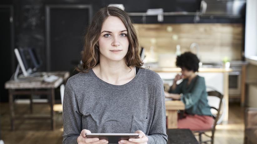 Firmengründungen: Nur acht Prozent der Start-ups werden ausschließlich von Frauen gegründet.