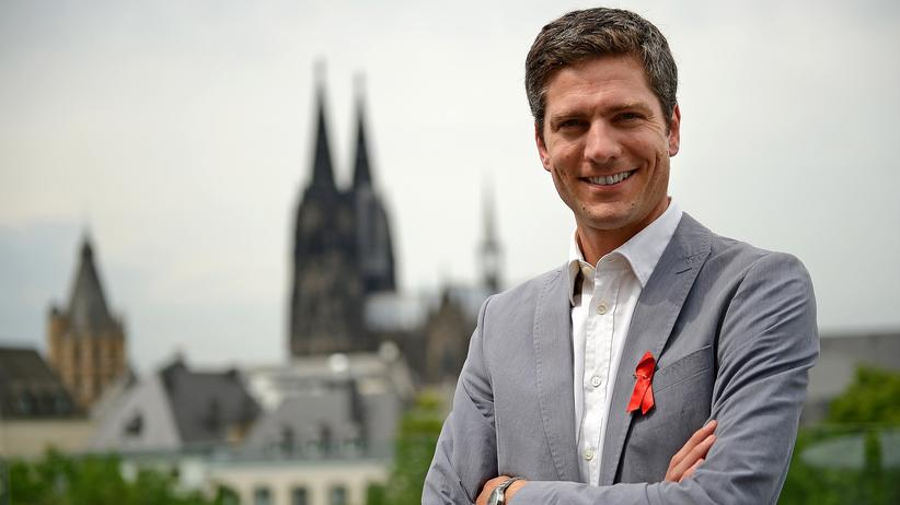 Ingo Zamperoni, zur Abwechslung mal ohne Krawatte