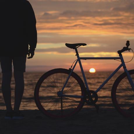 Fahrrad: Radfahren ist mein Gebet