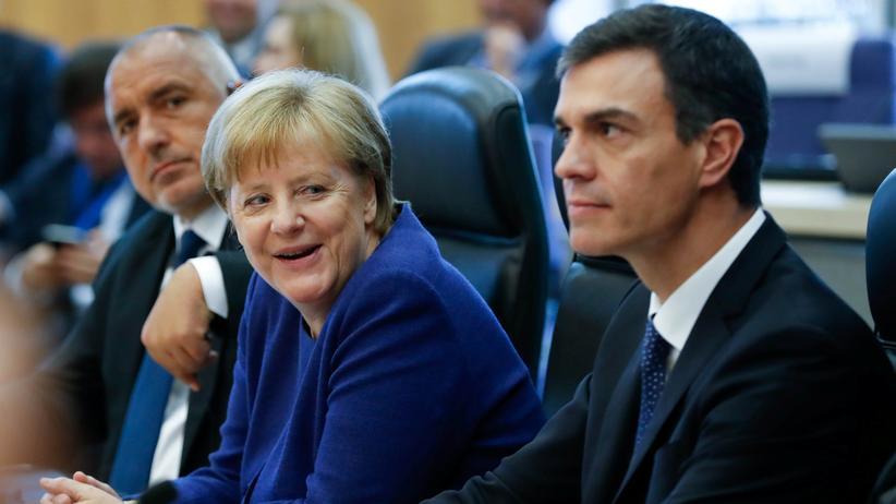 Angela Merkel: Überholt