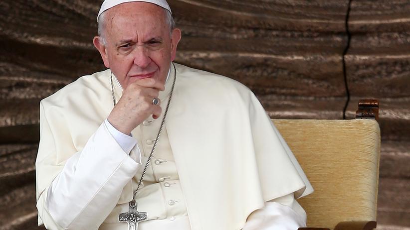 Kommunionsstreit: Papst Franziskus