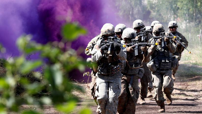 Nato: Trumps Sprengsatz