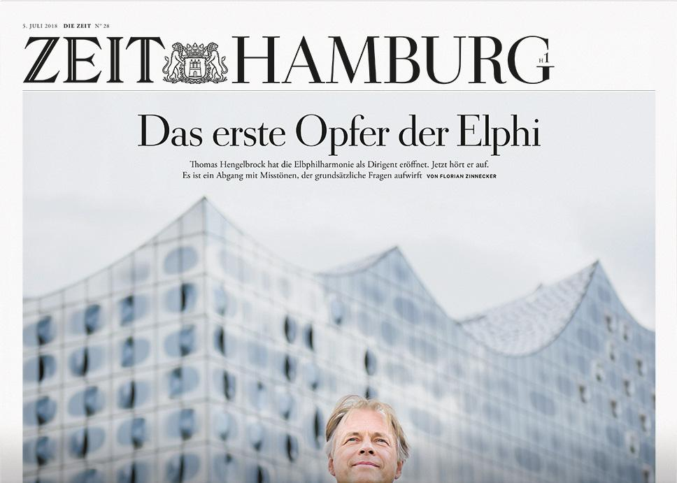 DIE ZEIT Hamburg 28/2018