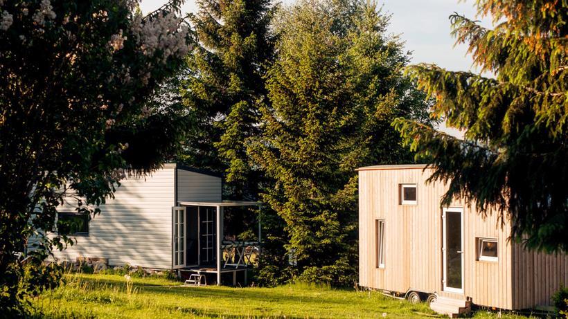 Tiny Houses Reicht Mir Dieser Schuhkarton Zeit Online