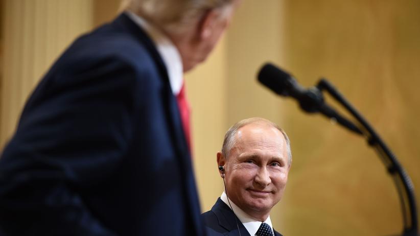 Gipfeltreffen in Helsinki: Putins Triumph