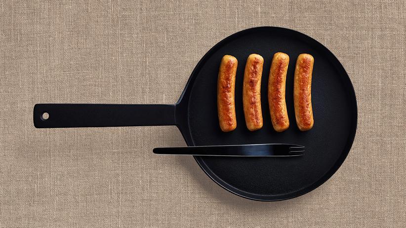 Fleischersatz: Wir sind aus Pilz