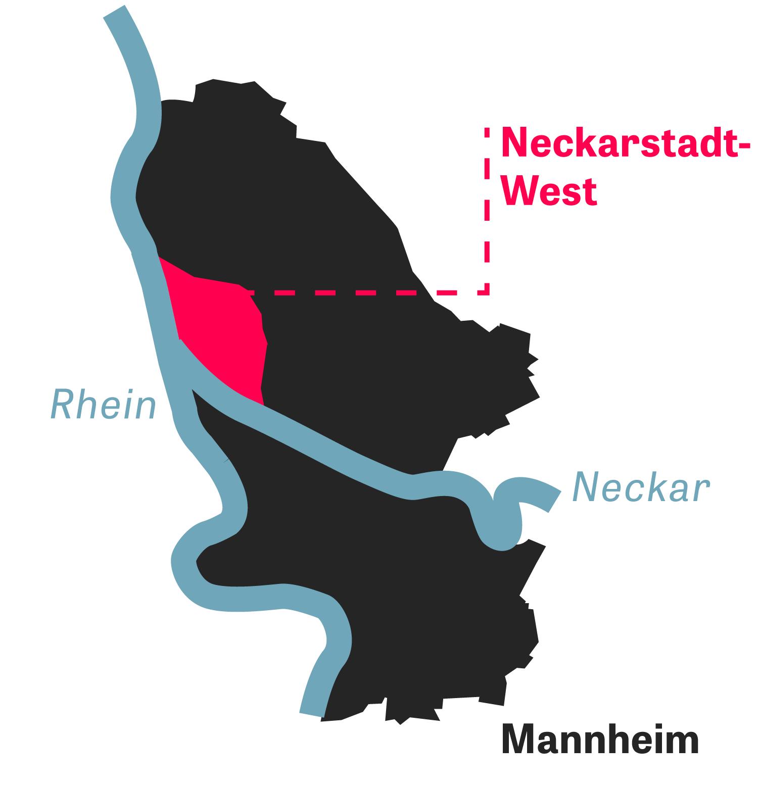 Stadtentwicklung: Neckarstadt-West in Mannheim ist für die Stadtplaner zur Herausfodrung geworden