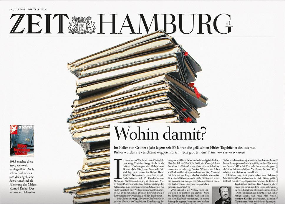 DIE ZEIT Hamburg 30/2018