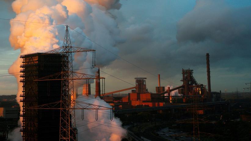 Thyssenkrupp: Feigheit vor dem Feind