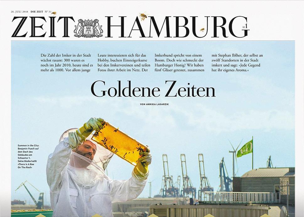 DIE ZEIT Hamburg 31/2018