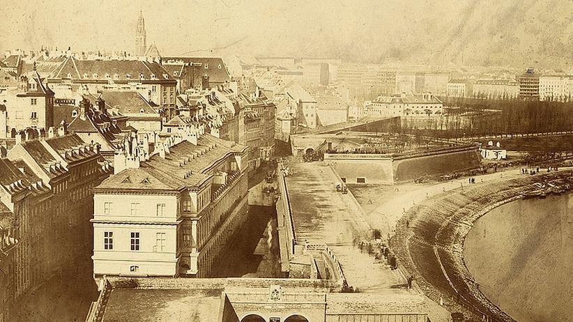Fotografie: Ein Blick auf das alte Wien