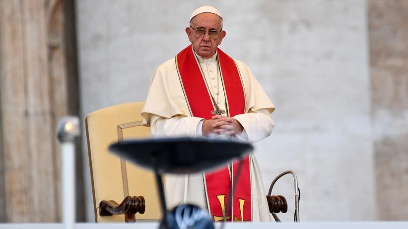 Todesstrafe: Papst Franziskus hat die Todesstrafe geächtet.
