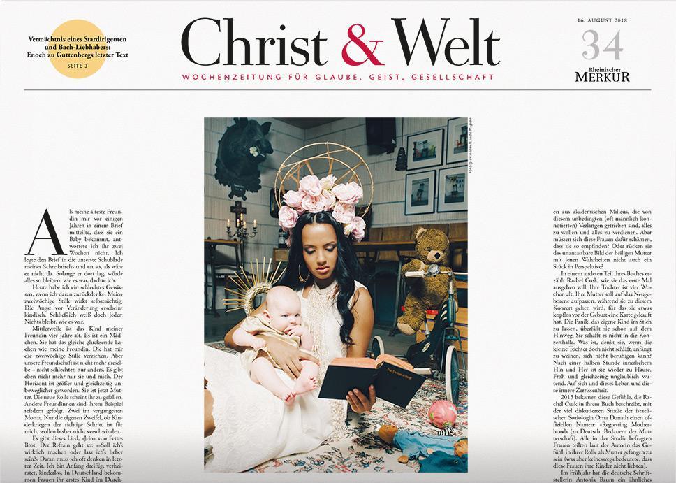 Christ&Welt 34/2018