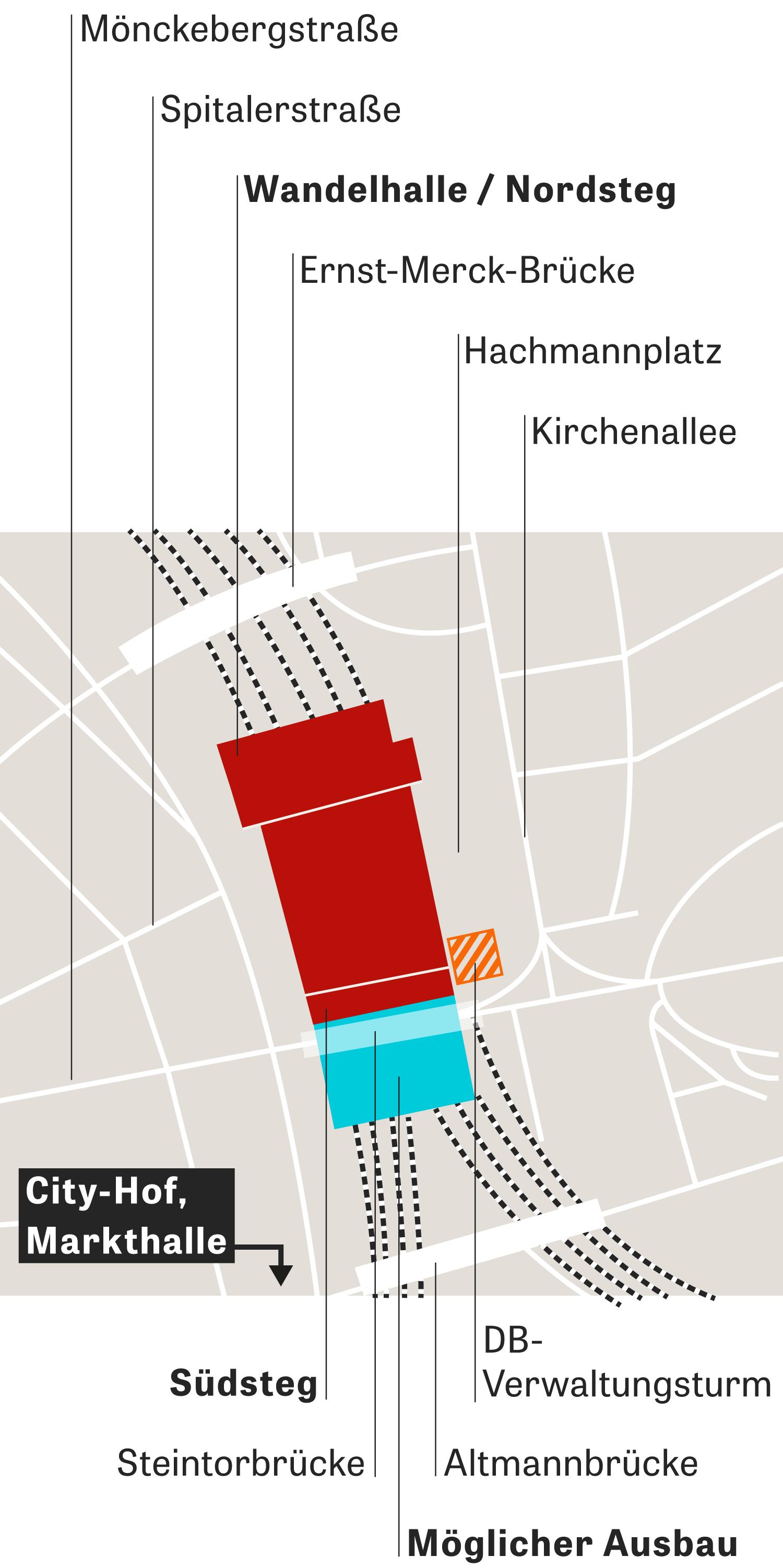 Hamburg Hauptbahnhof: Ankunft in zwölf Jahren