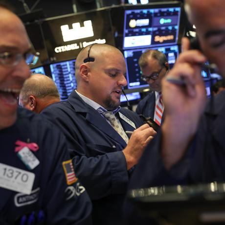 Finanzkrise: Knallt es bald wieder?