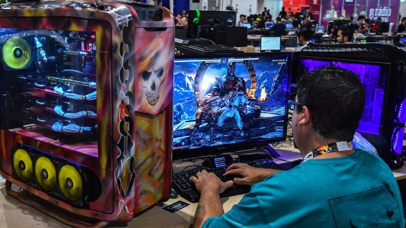 Computerspiele: Beim Zocken abgezockt
