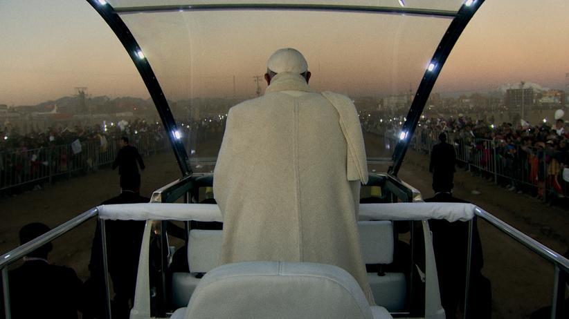 Papst Franziskus: Er spricht ja zu mir!