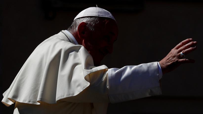 Papst Franziskus: Es wird einsam um den Pontifex