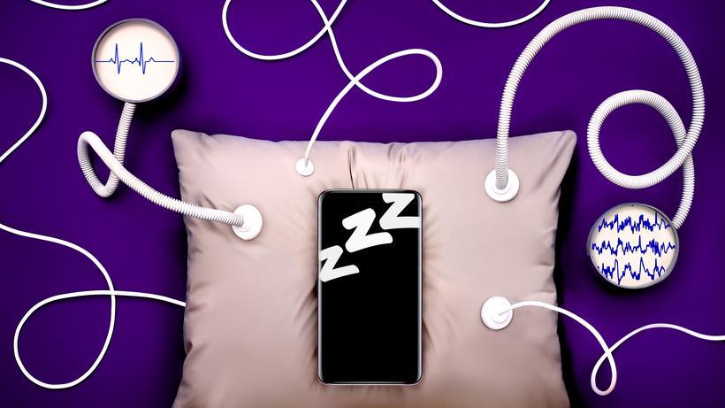 Schlaf Apps Das Machen Jetzt Alle Zeit Online