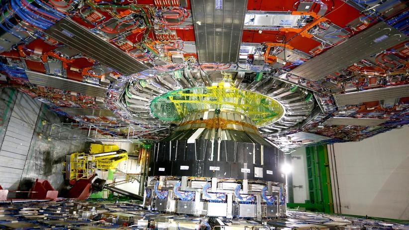 Teilchenbeschleuniger LHC: 500 Dollar auf den Weltuntergang!