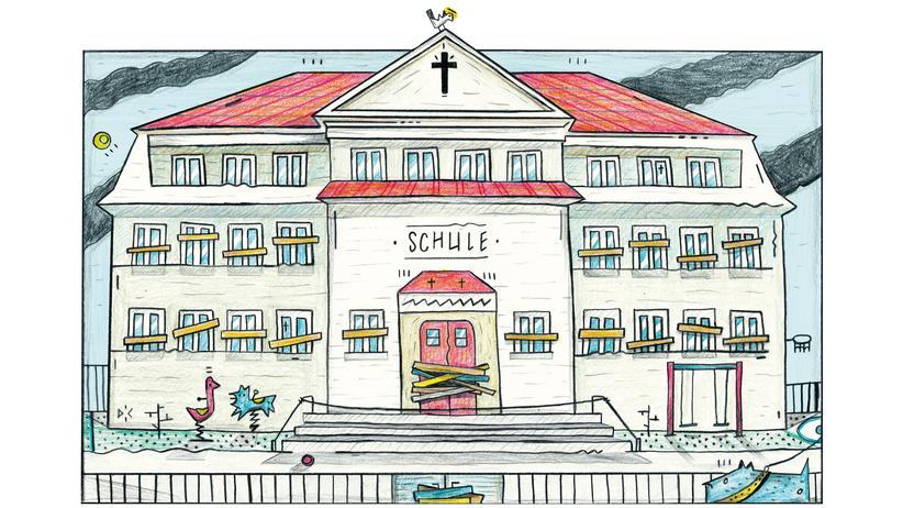 Katholische Schulen: Letzte Stunde
