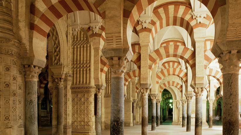 Islam: Die Mezquita in Córdoba ist Weltkulturerbe. Für ihre Schönheit sind die modernen Islamkritiker blind.