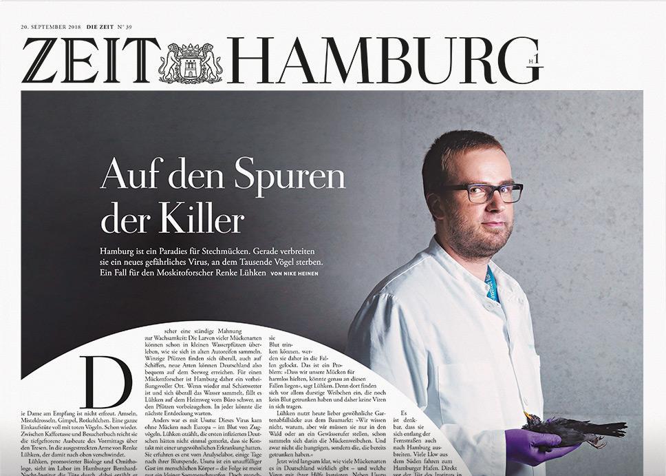 DIE ZEIT Hamburg 39/2018